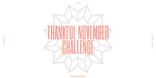 Thankful November